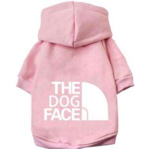 Felpa The Dog Face rosa