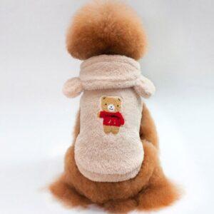 maglioncino teddy CREMA